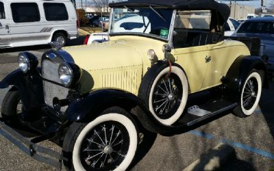 1929 Shea Sorry Just Sold!!! Model A Special Built