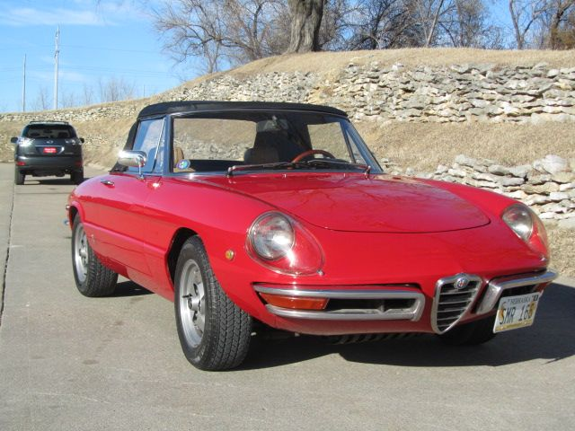 1969 DUETTO SPIDER VELOCE Thumbnail 1