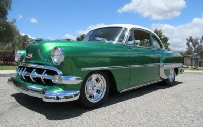 1953 Chevrolet Club Coupe
